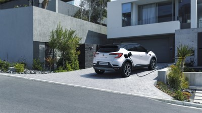 Renault CAPTUR PLUG-IN HYBRID - Hybride rechargeable